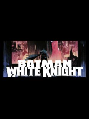 DC Batman White Knight