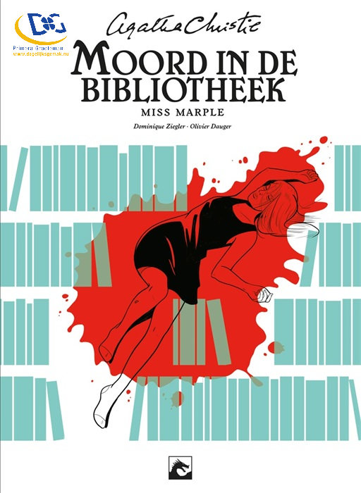 Agatha christie, Moord in de bibliotheek SC