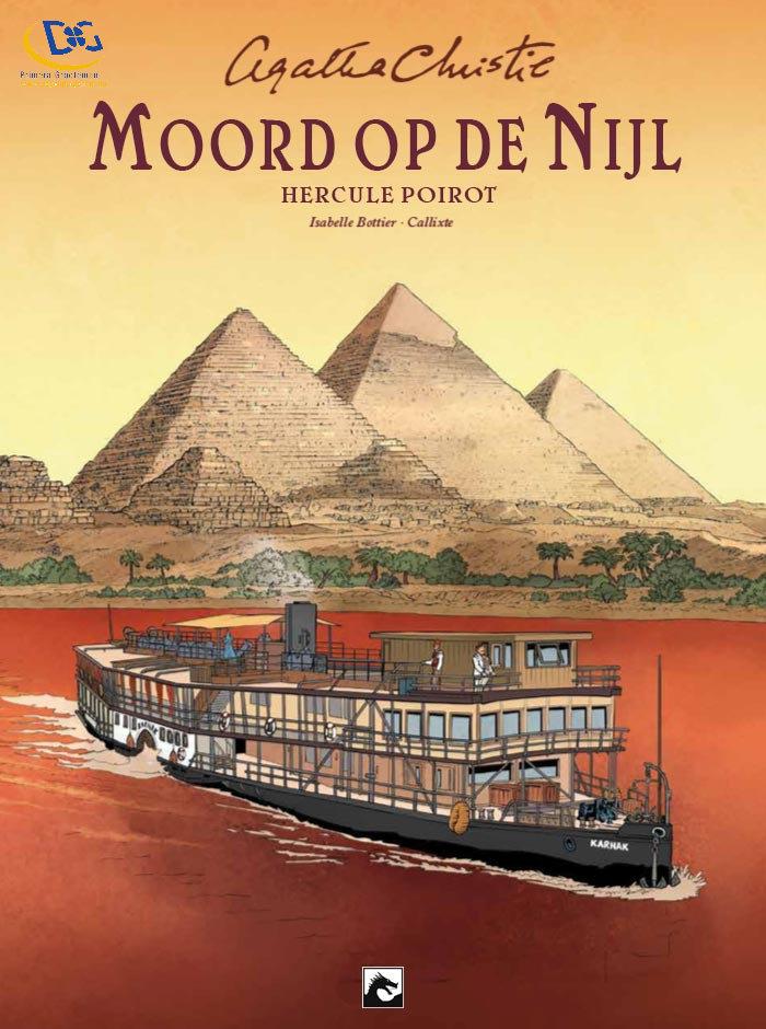 Agatha Christie, Moord op de Nijl