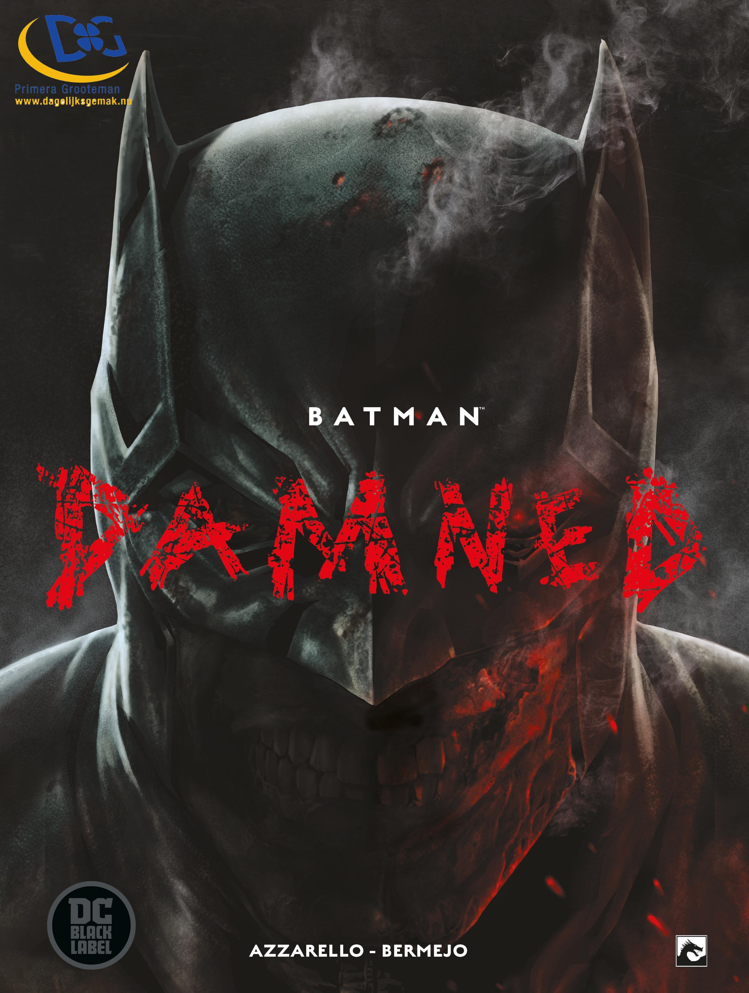 DC: Batman Damned 1 (van 3)