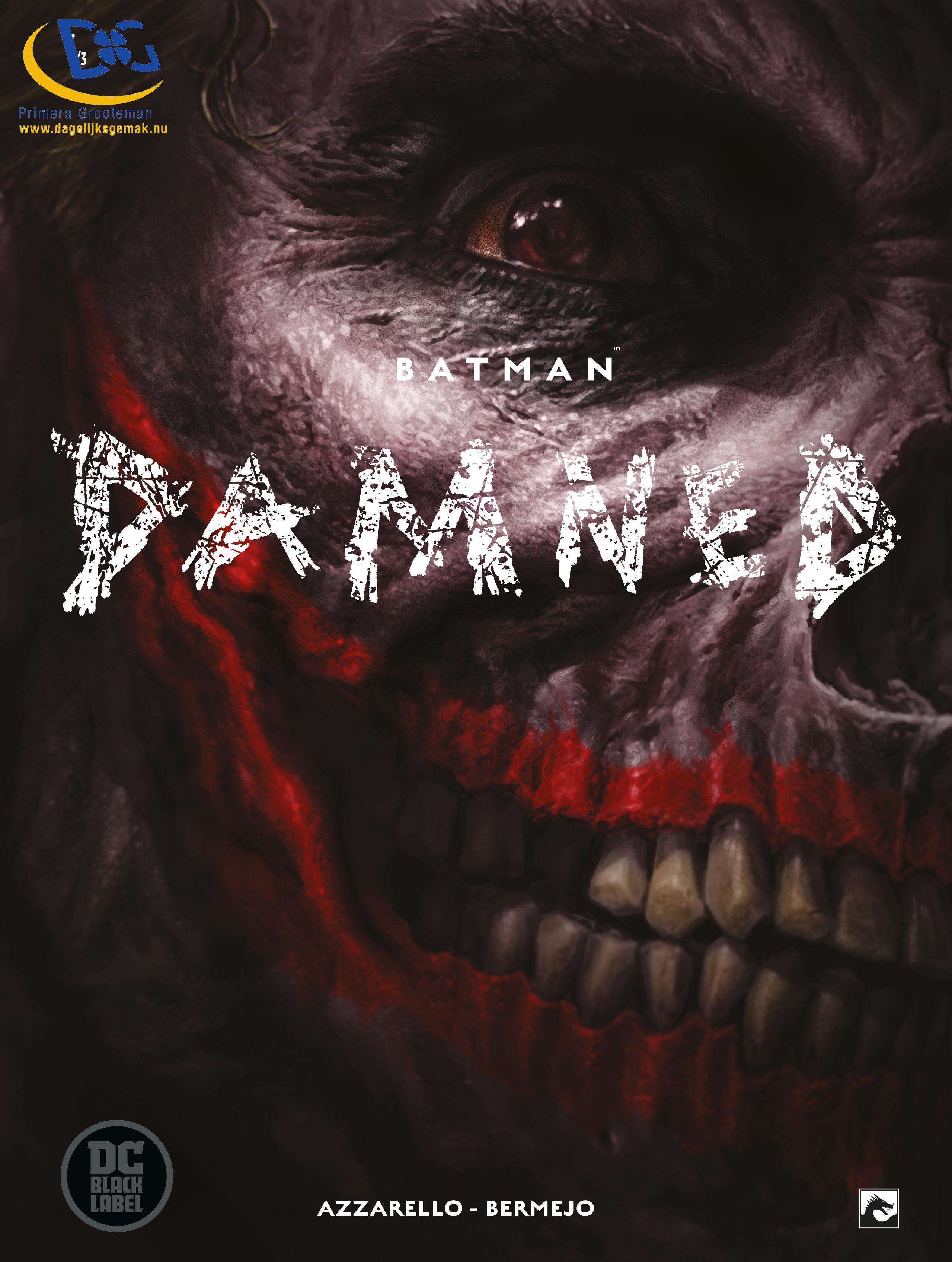 DC: Batman Damned 3 (van 3)