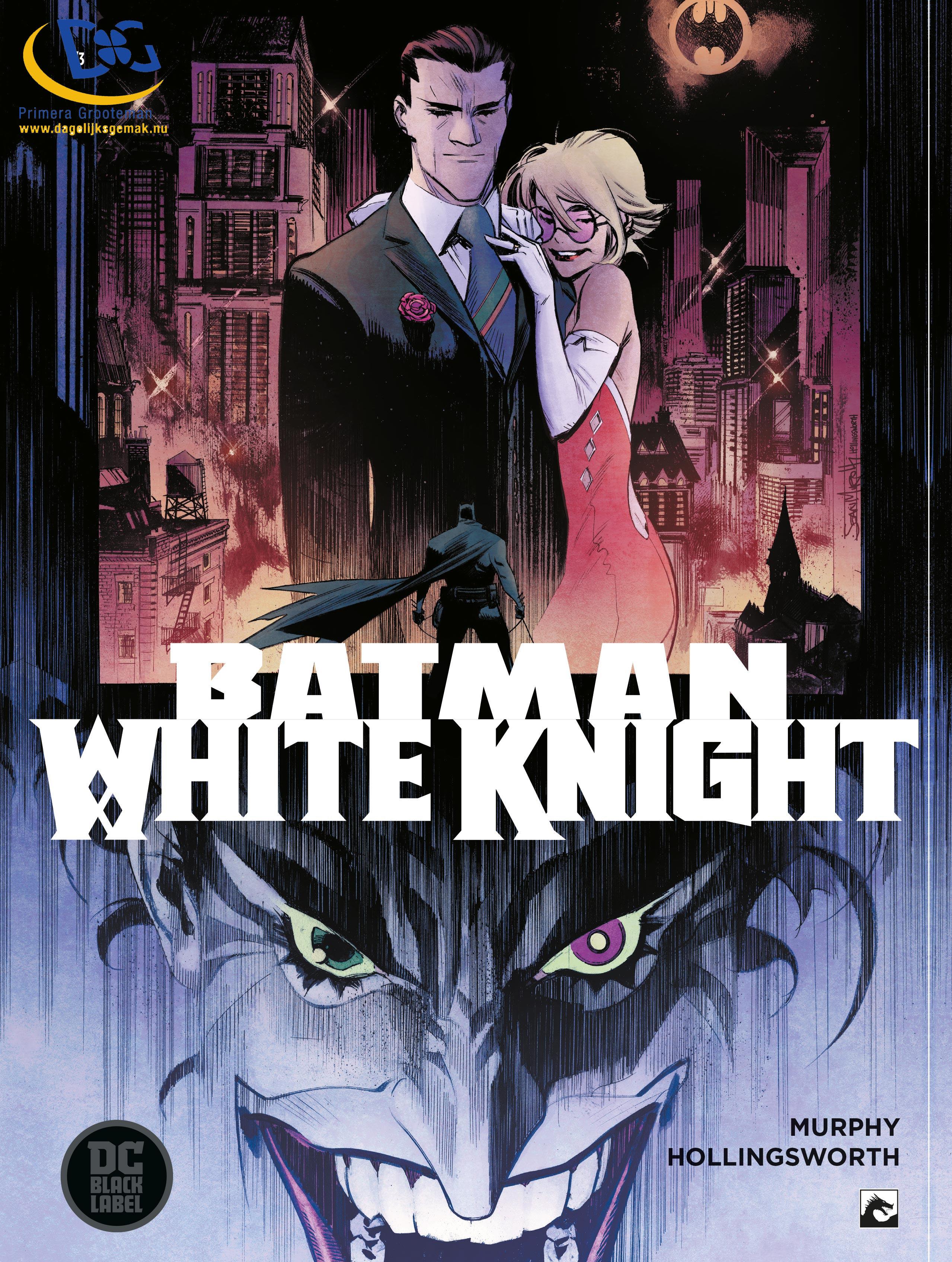 DC: Batman White Knight 1 (van 3)