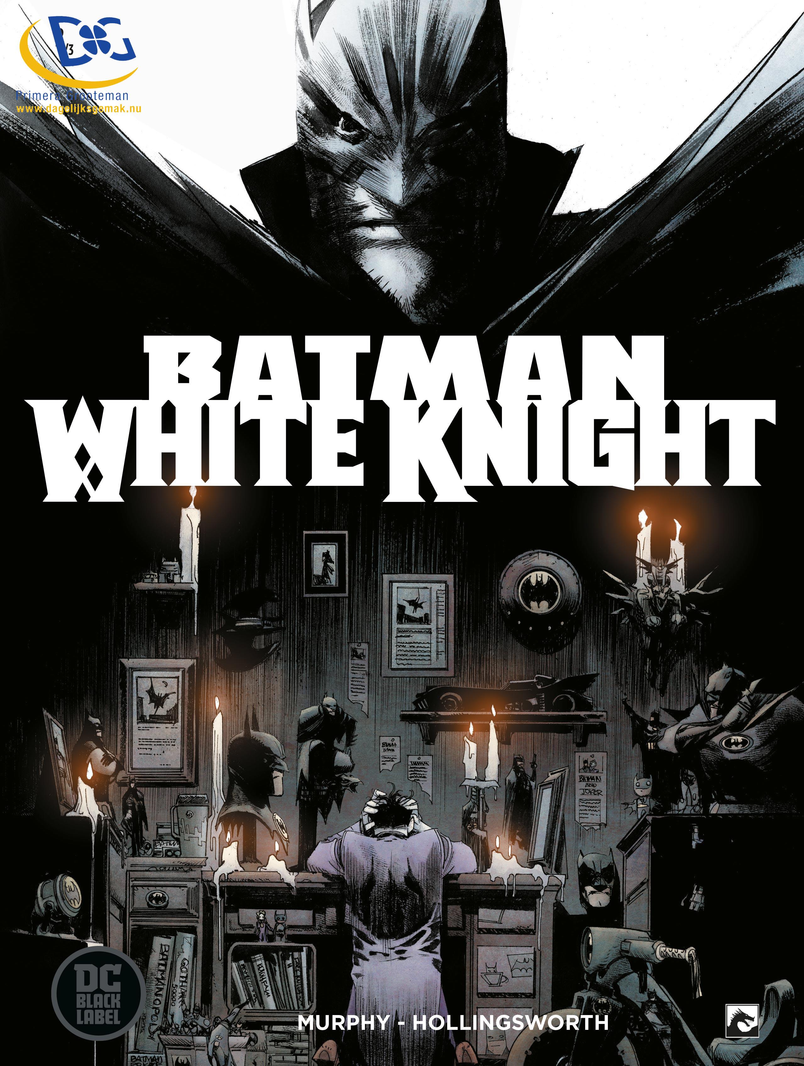 DC: Batman White Knight 2 (van 3)