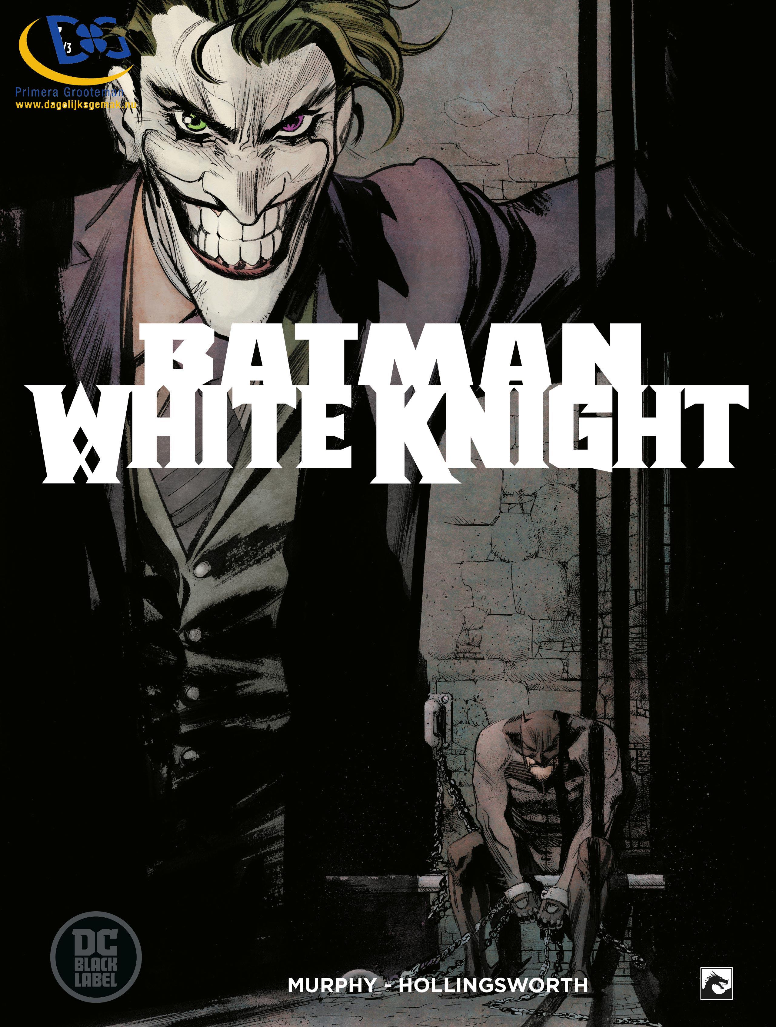 DC: Batman White Knight 3 (van 3)