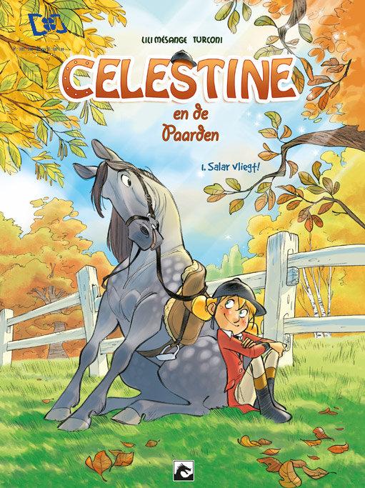 Celestine en de Paarden 1, Salar vliegt