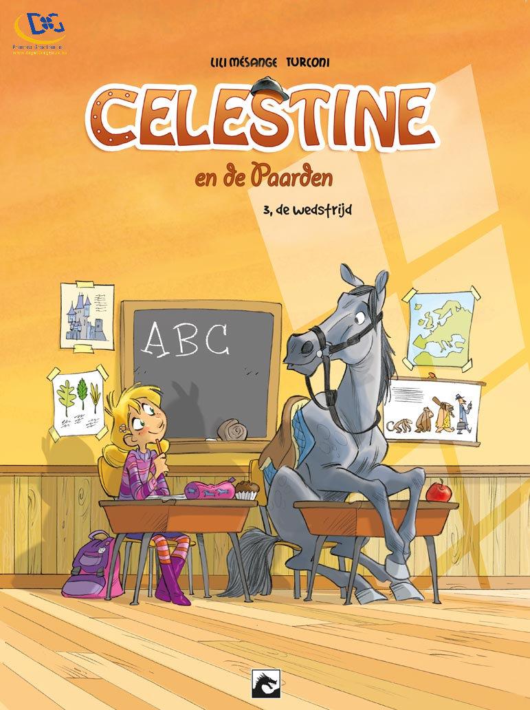 Celestine en de Paarden 3, De wedstrijd