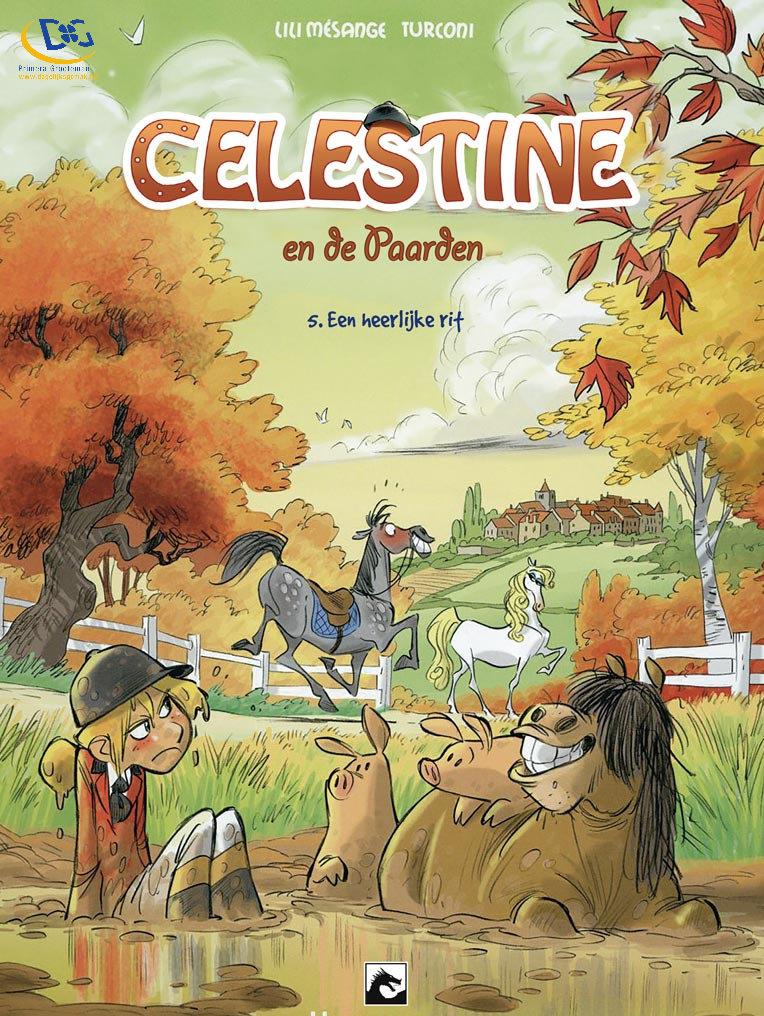 Celestine en de Paarden 5, De heerlijke rit