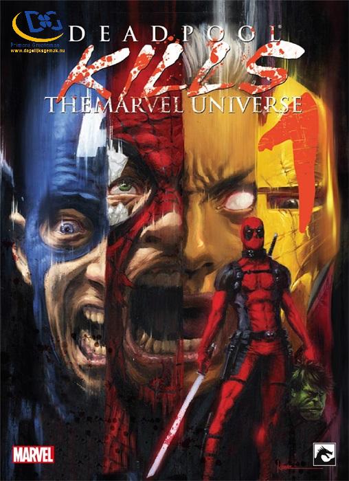 Deadpool Kills the Marvel Universe 1 SC