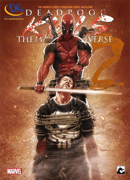Deadpool Kills the Marvel Universe 2 SC