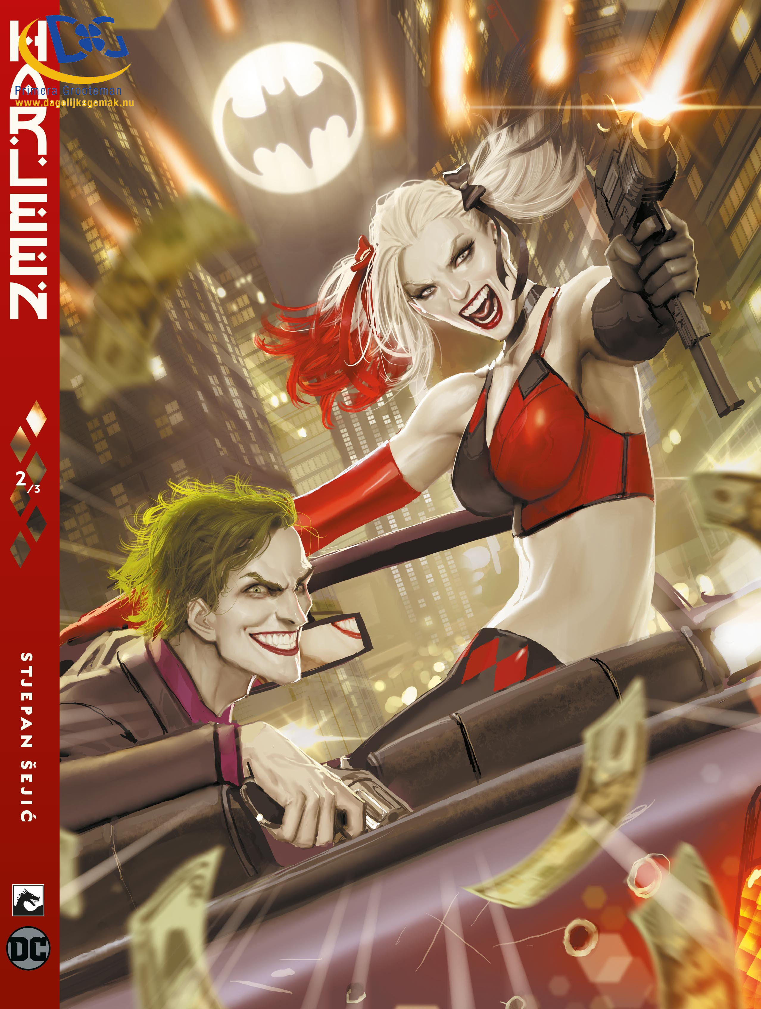 DC: Harleen 2 (van 3)