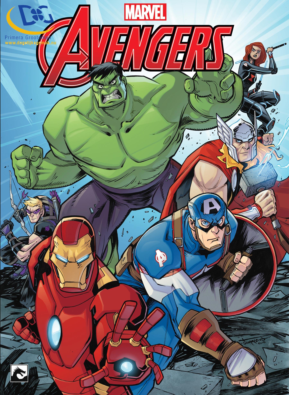 Marvel Action: Avengers 1, Een nieuw gevaar