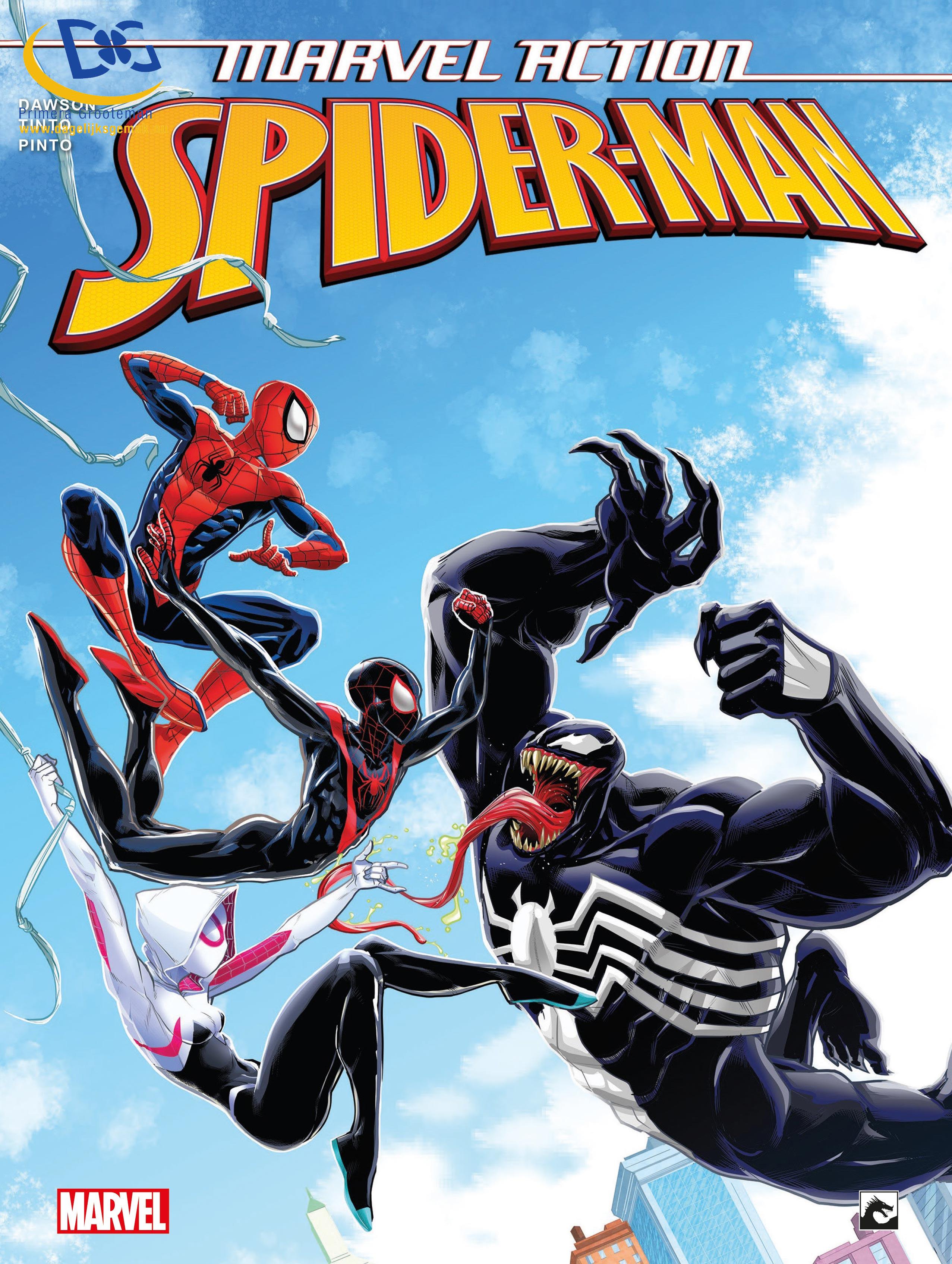 Marvel Action: SpiderMan 4, Venom