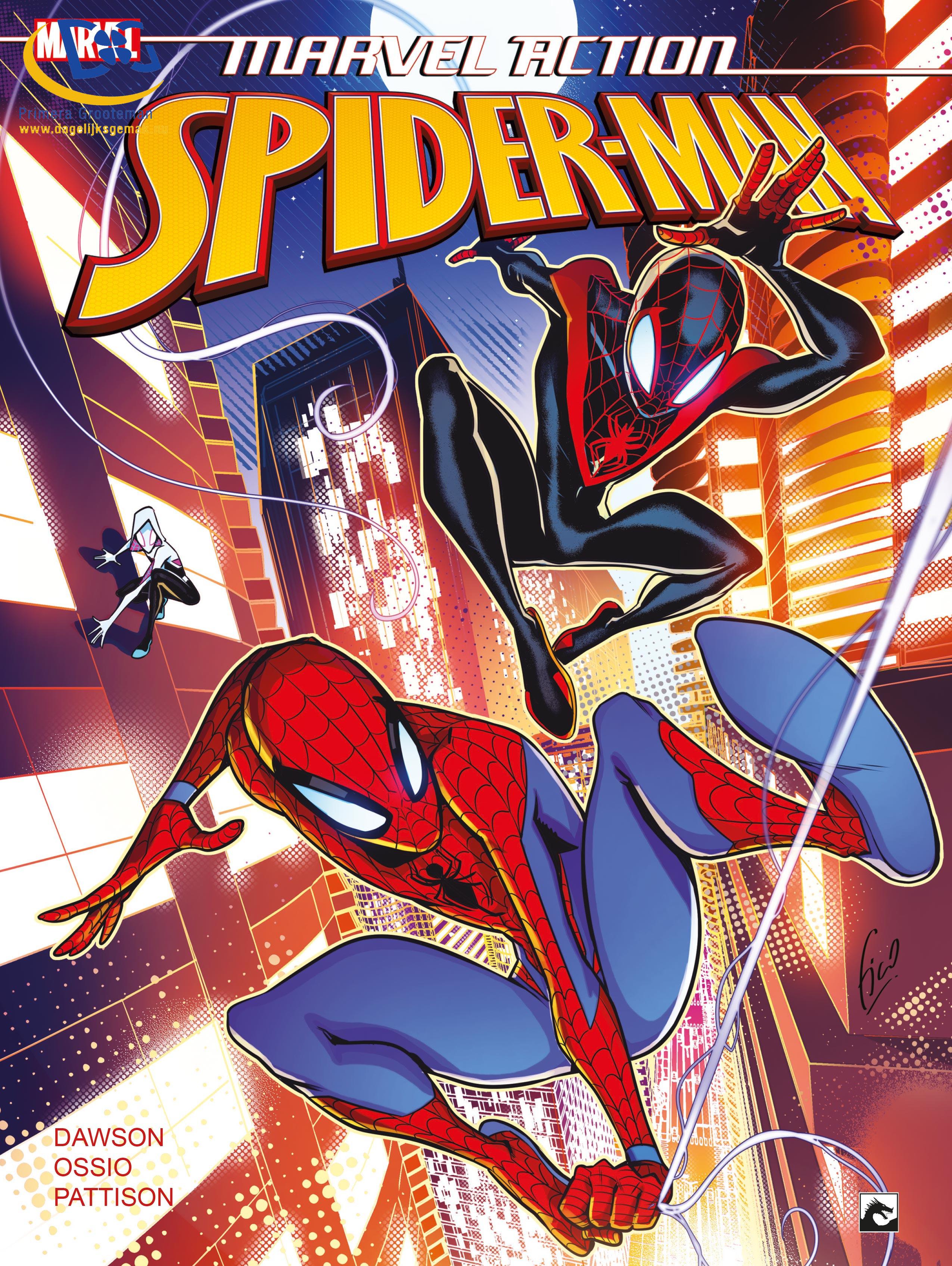 Marvel Action: SpiderMan 1, Een nieuw begin