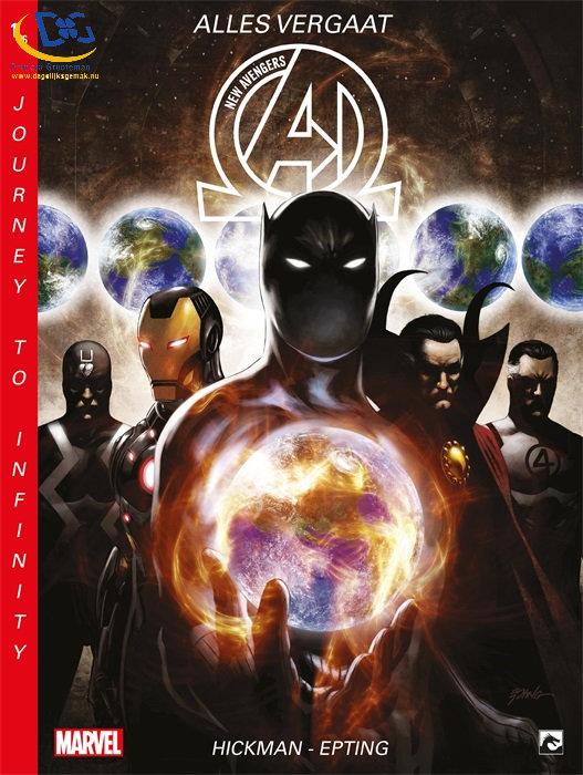 Marvel Avengers: Journey to Infinity deel 1 (van 2)
