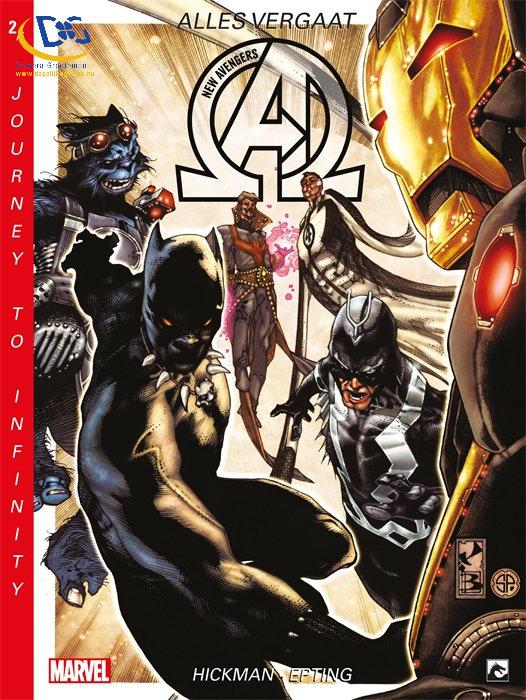 Marvel Avengers: Journey to Infinity deel 2 (van 2)