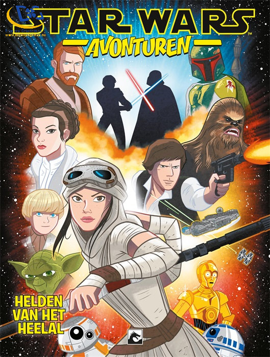 Star Wars Avonturen 1, Helden van het heelal