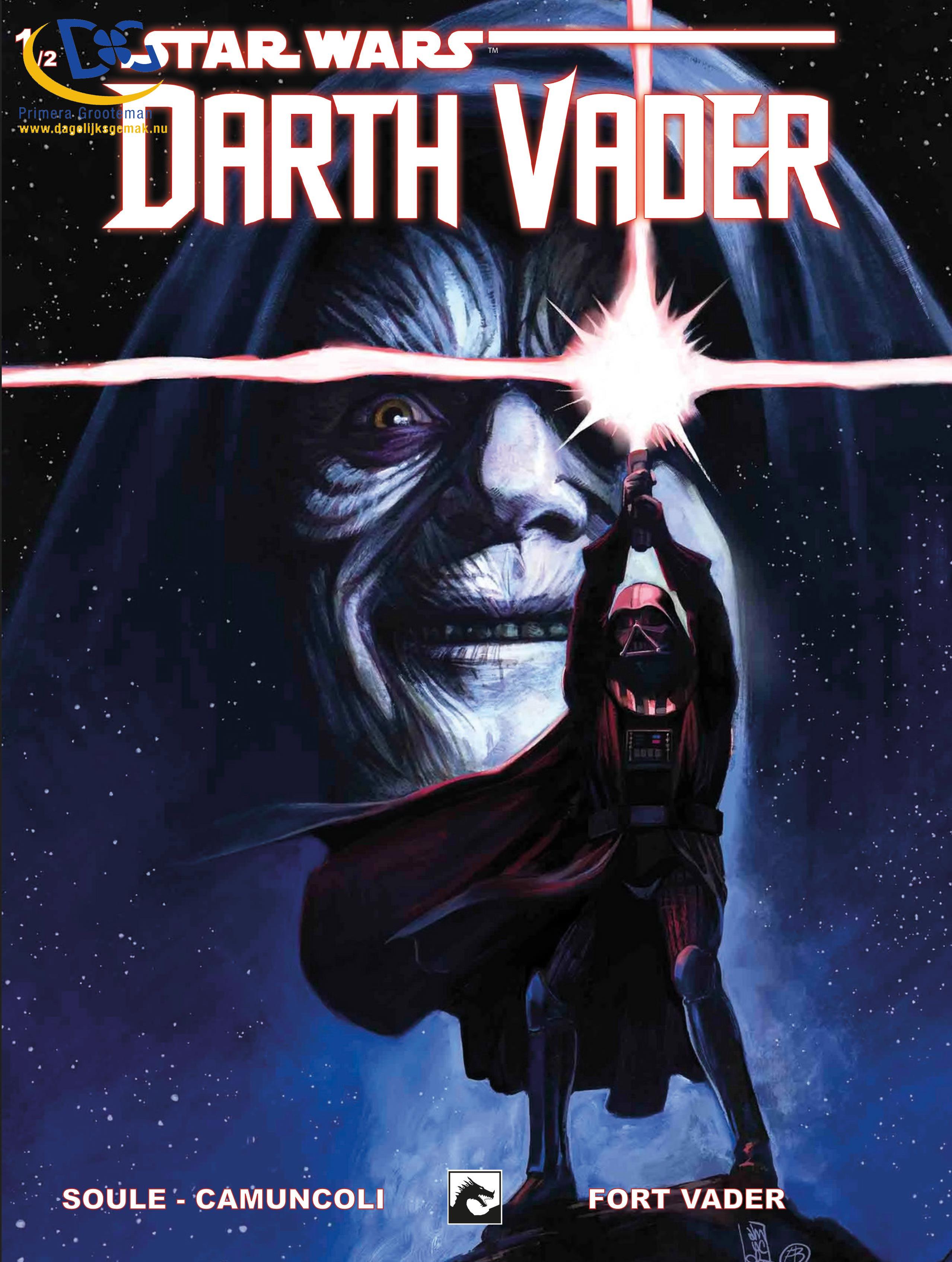 Star Wars Darth Vader 19, Fort Vader 1