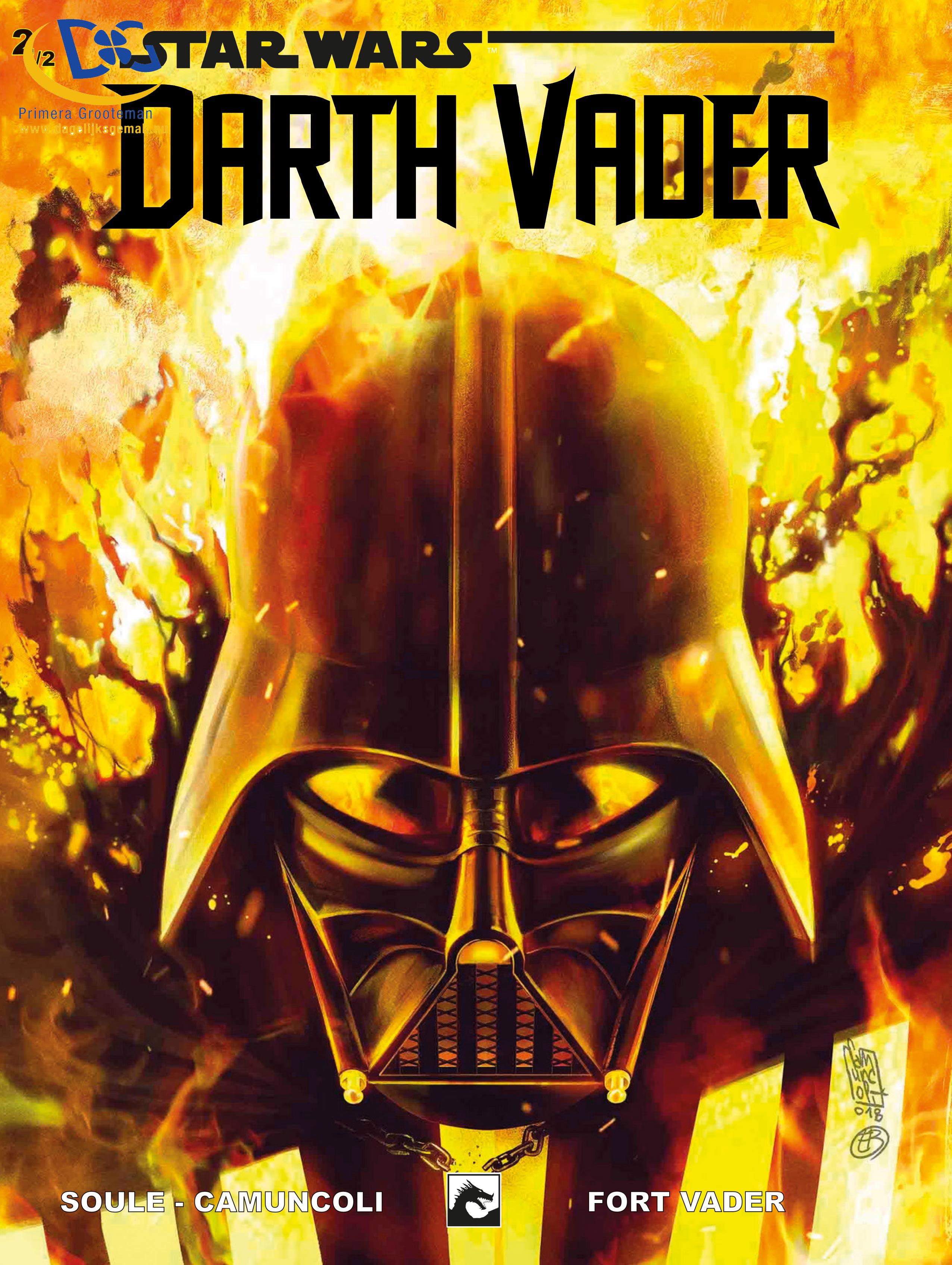 Star Wars Darth Vader 20, Fort Vader 2