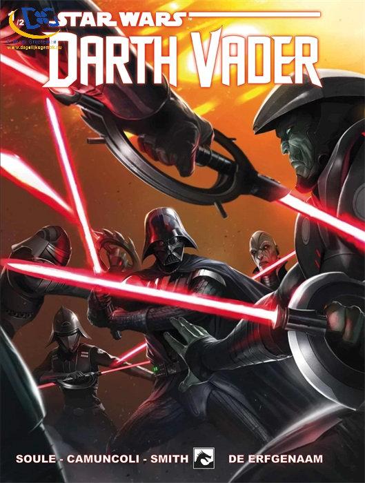 Star Wars Darth Vader 15, De Erfgenaam 1
