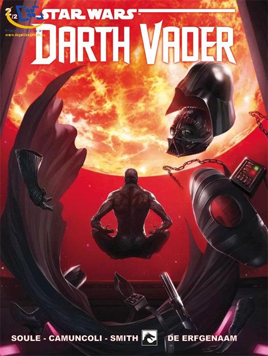 Star Wars Darth Vader 16, De Erfgenaam 2