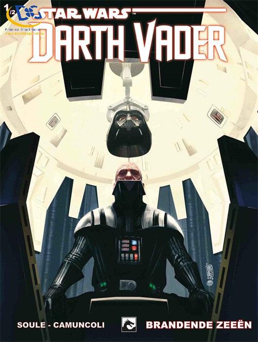 Star Wars Darth Vader 17, Brandende zee�n 1