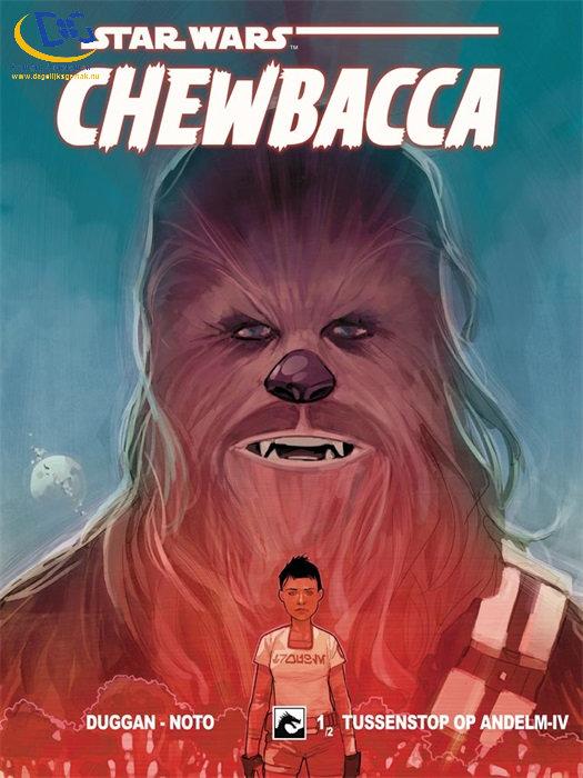 Star Wars miniserie, Chewbacca 1