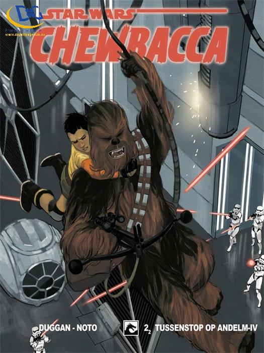 Star Wars miniserie, Chewbacca 2