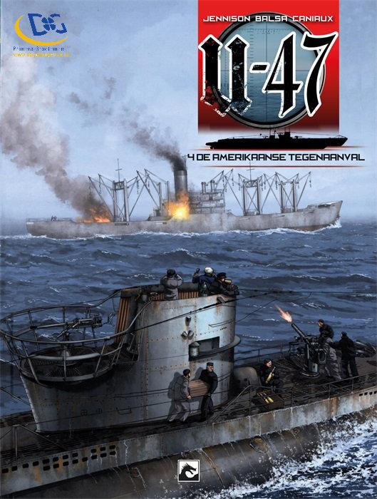 U47 deel 4, De Amerikaanse tegenaanval SC
