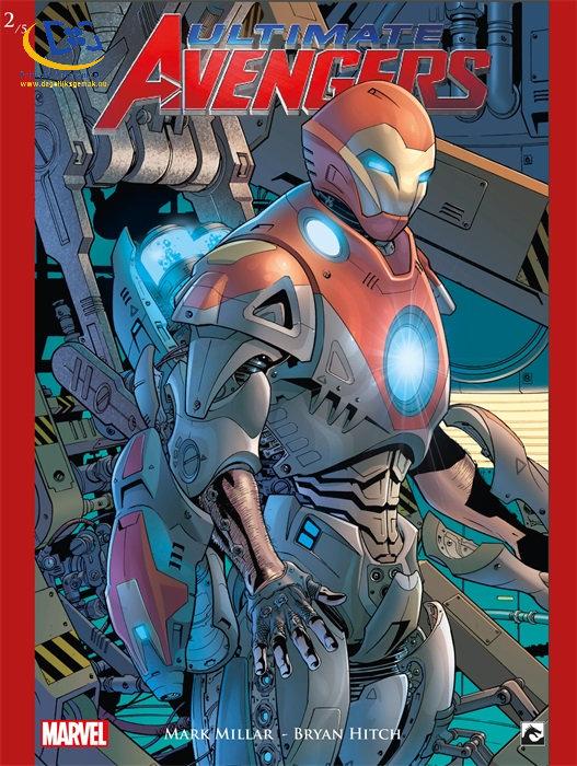 Ultimate Avengers 2, SuperHuman