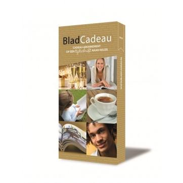 Bladcadeau Gold