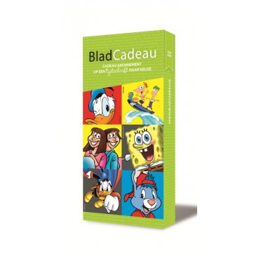 Bladcadeau Green (For Kids)