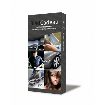Bladcadeau Black (For Men)