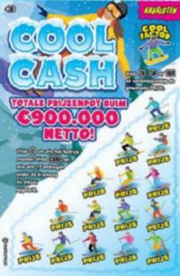 Krasloten - Cool Cash