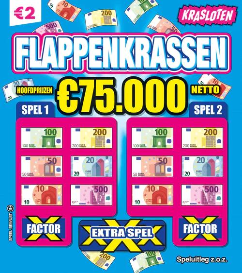 Krasloten - FlappenKrassen