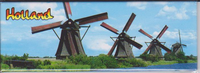 Magneten || Holland - Molens