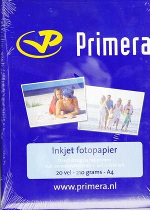 Inkjetfotopapier, A4