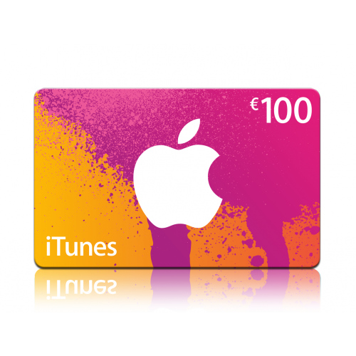 iTunes Giftcard 100