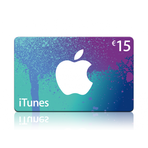 Itunes Giftcard 15