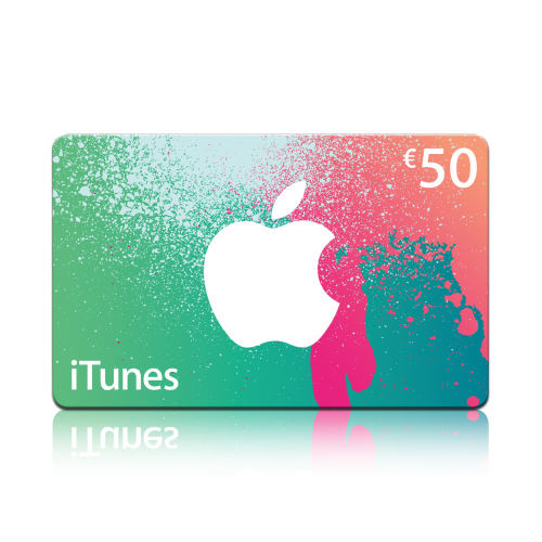 iTunes Giftcard 50