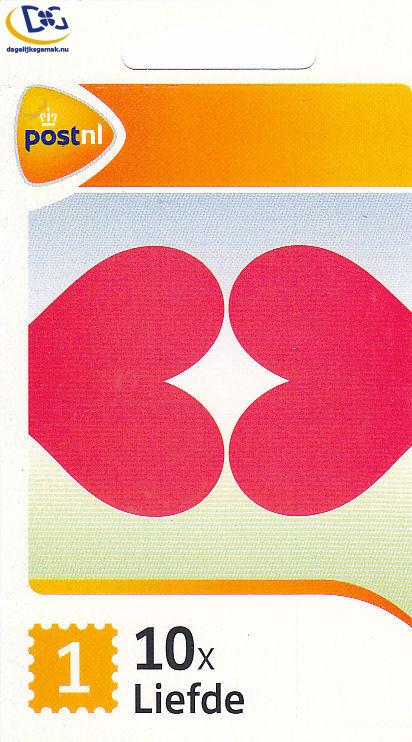 Liefde 1postzegel