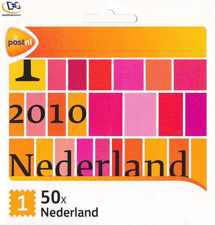 50x - Zakelijke 1 postzegel