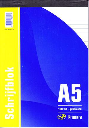 Schrijfblok, A5