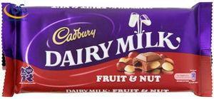 Cadbury DairyMilk - Fruit&Nut