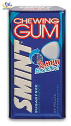 Smint Gum Peppermint