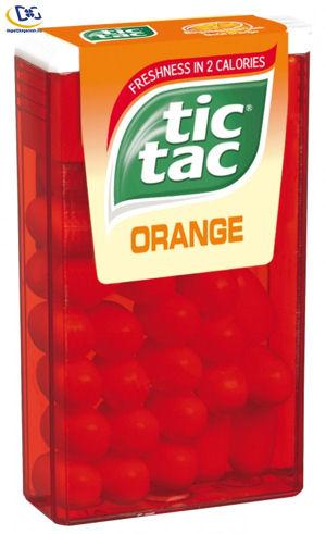 TicTac Orange