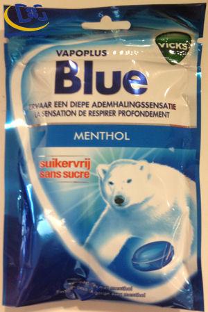 Vicks Blue Menthol