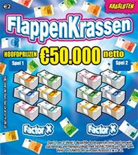 Krasloten - Super FlappenKrassen